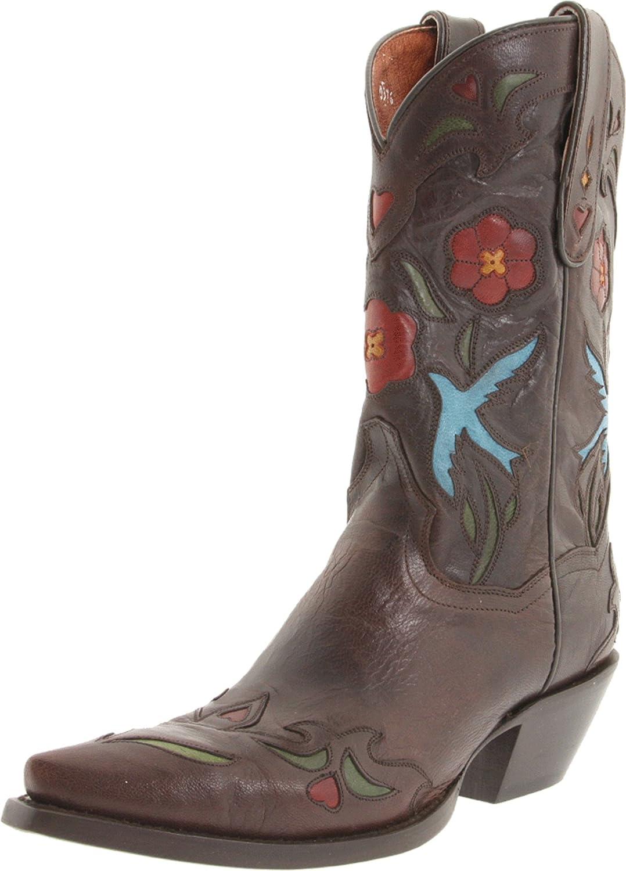 Dan Post Women's bluee Bird Western Boot