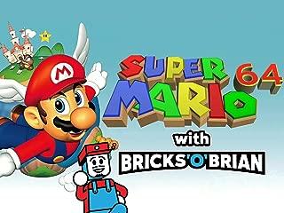Clip: Super Mario 64 with Bricks 'O' Brian!