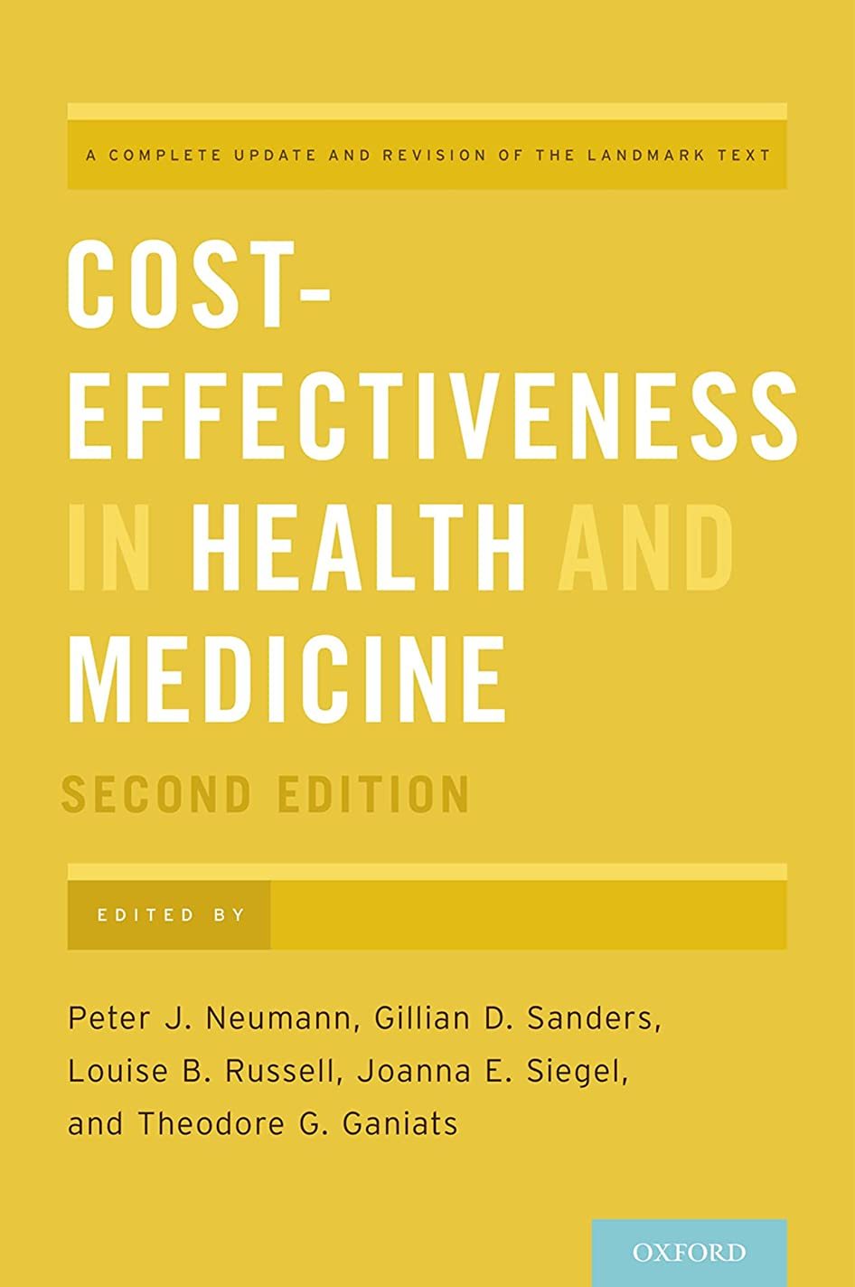 敬意を表して似ているホイストCost-Effectiveness in Health and Medicine (English Edition)