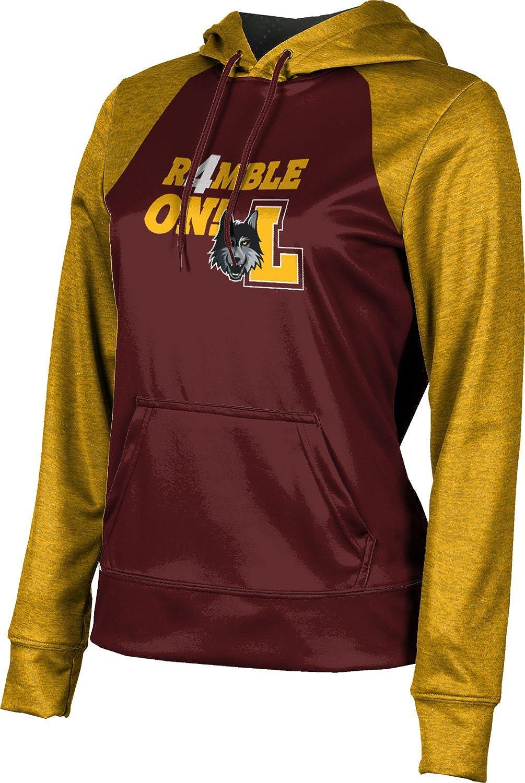 Loyola University Chicago March Basketball March Basketball Final Girls' Pullover Hoodie, School Spirit Sweatshirt (Raglan)