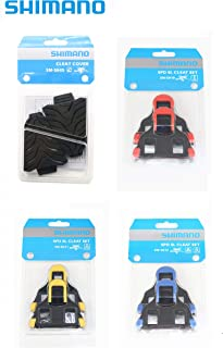 SHIMANO SPD-SL Cleat Set/Cleat Cover for Road