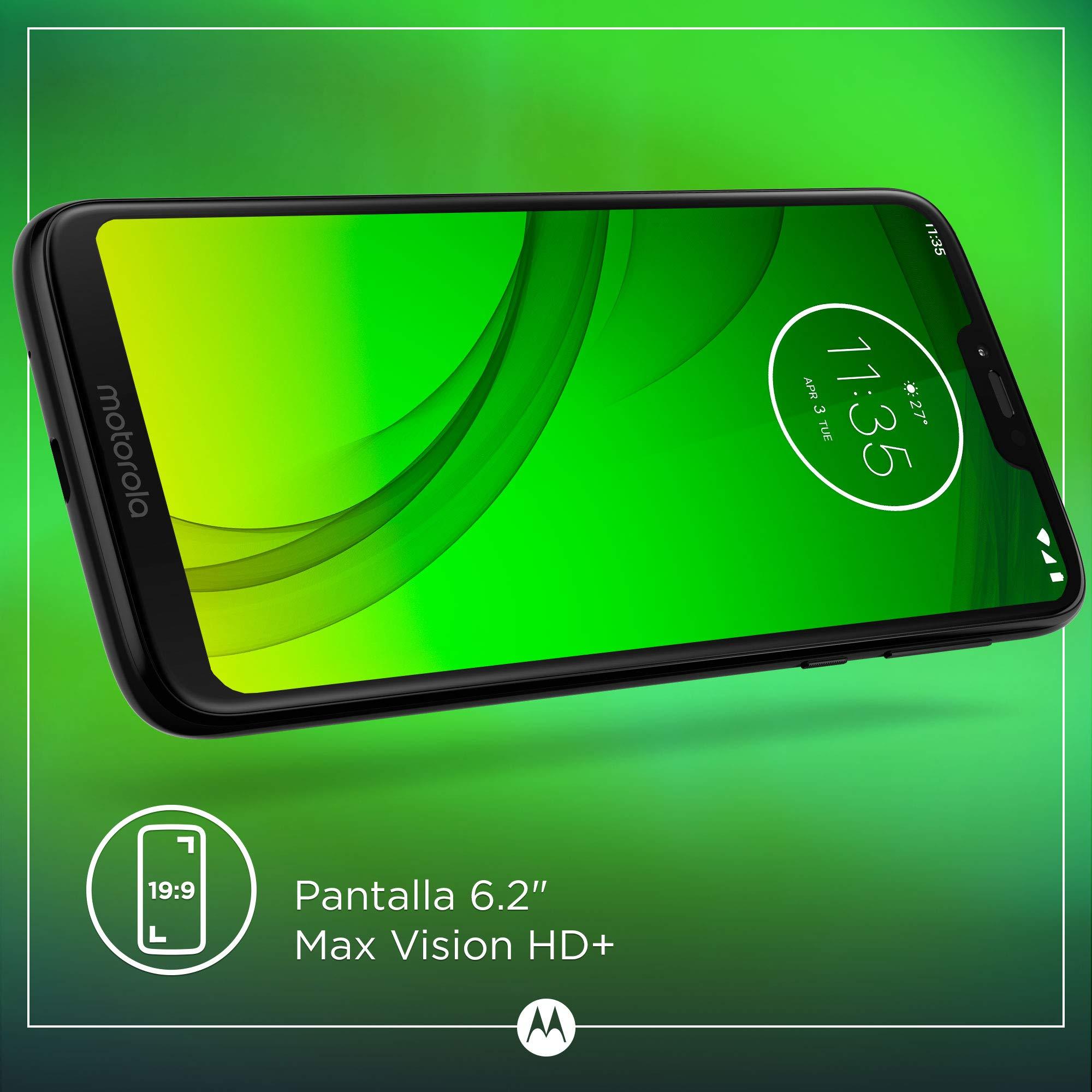 Motorola Moto G7 Power – Smartphone Android 9 (batería 5000 mah ...