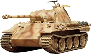 Tamiya Models German Pzkfw V Panther Ausf A Model Kit