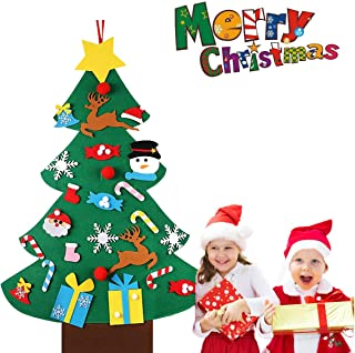 Best kids felt christmas tree Reviews