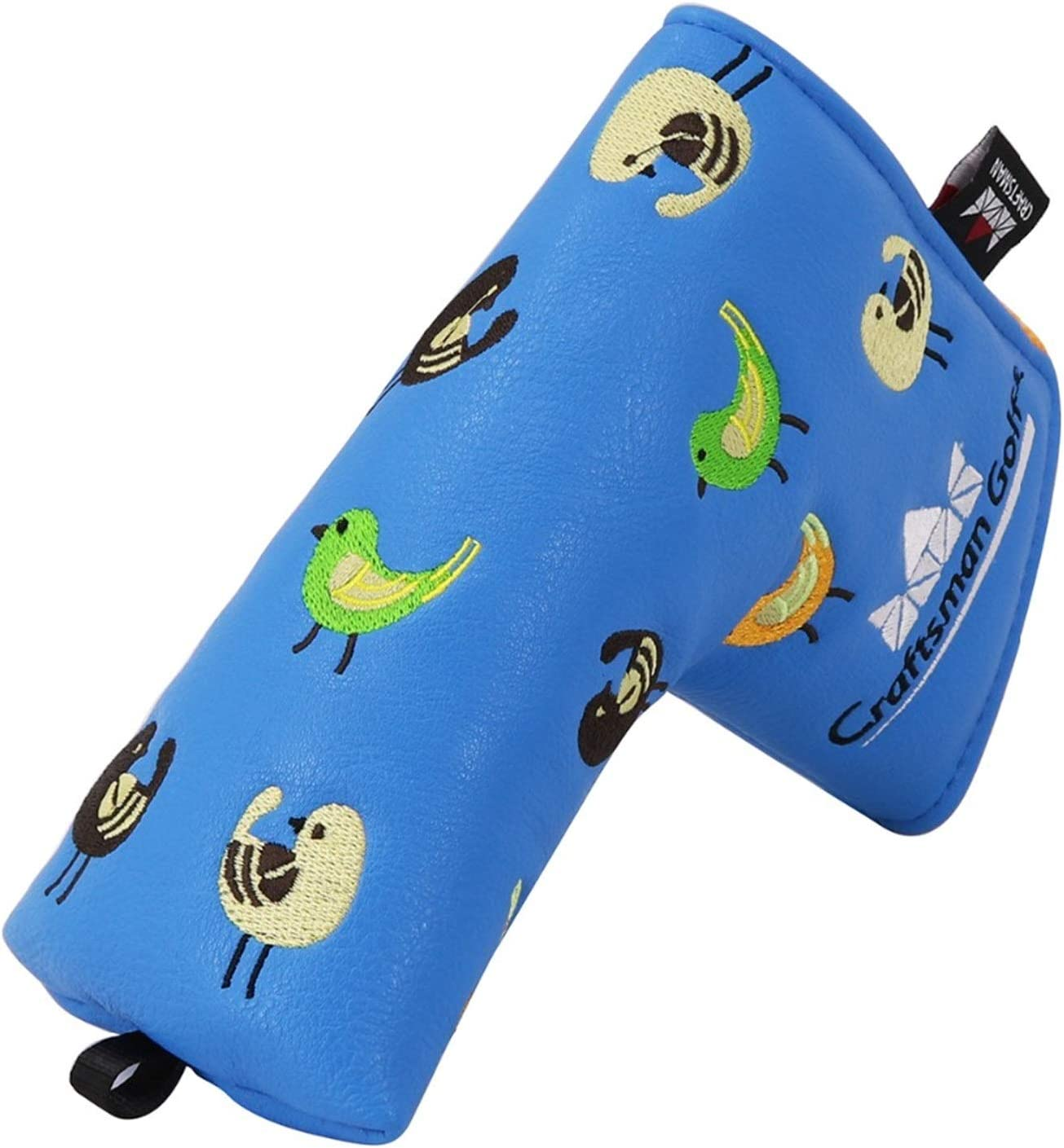 favorite YADSHENG Golf Putter Headcovers Birdie E Limited Special Price Cover Blade