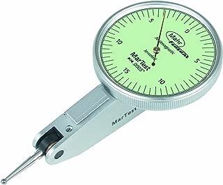 Mahr Federal 4307950 801 SG Test Indicator, Plus/Minus 0.015