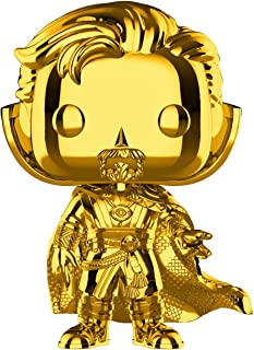 doctor strange funko pop gold