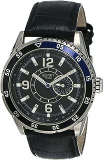 (Renewed) Esprit Analog Black Dial Mens Watch - ES104131002#CR