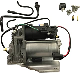 Suspension Air Ride Compressor for Land Rover Range Rover Sport 2006-2014 & Land Rover Discovery LR3 2005-2009 & LR4 2010-2014