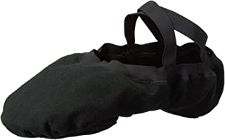 Bloch Dance Men's Synchrony Split Sole Stretch Canvas Ballet Slipper / Shoe