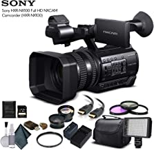 sony nx100 video