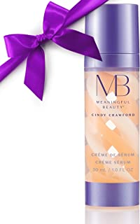 Meaningful Beauty  Crème de Serum , Melon Extract Night Moisturizer