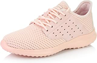 DailyShoes Women's Breathable Casual Walking Running Sports Sneakers