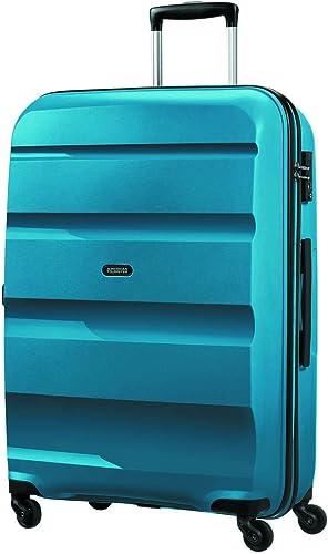 American Tourister Bon Air Spinner Valise, 75 cm, 91 L, Bleu (Seaport Blue)