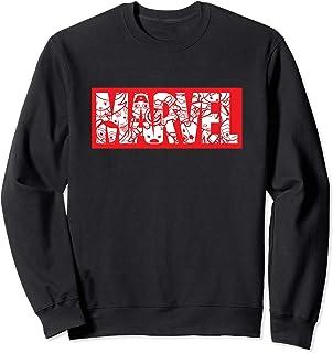 Marvel Kawaii Art Logo Sweatshirt