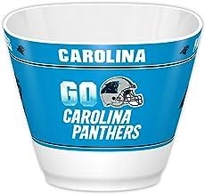 وعاء MVP من Fremont Die NFL يحمل تصميم North Carolina Panthers