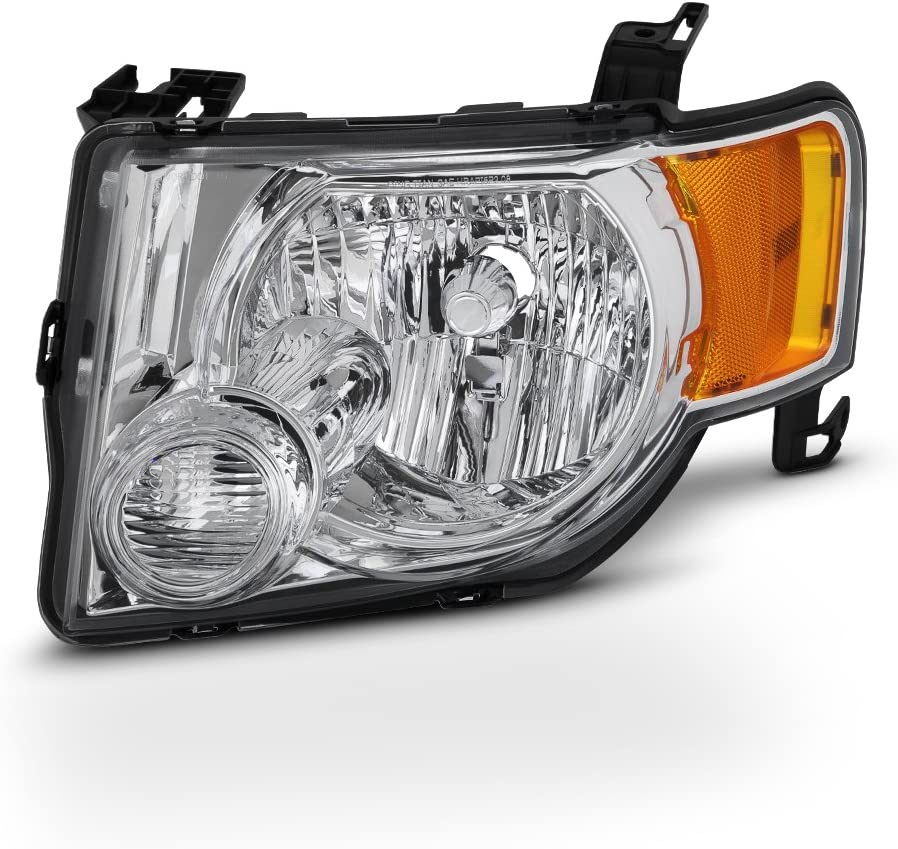 For 2008-2012 Ford Escape 4-Door Regular store Driver Side Ranking TOP2 Only Headlight SUV