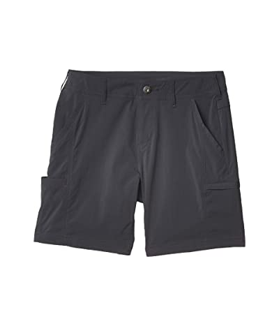 ExOfficio 7 Nomadtm Shorts (Dark Steel) Women