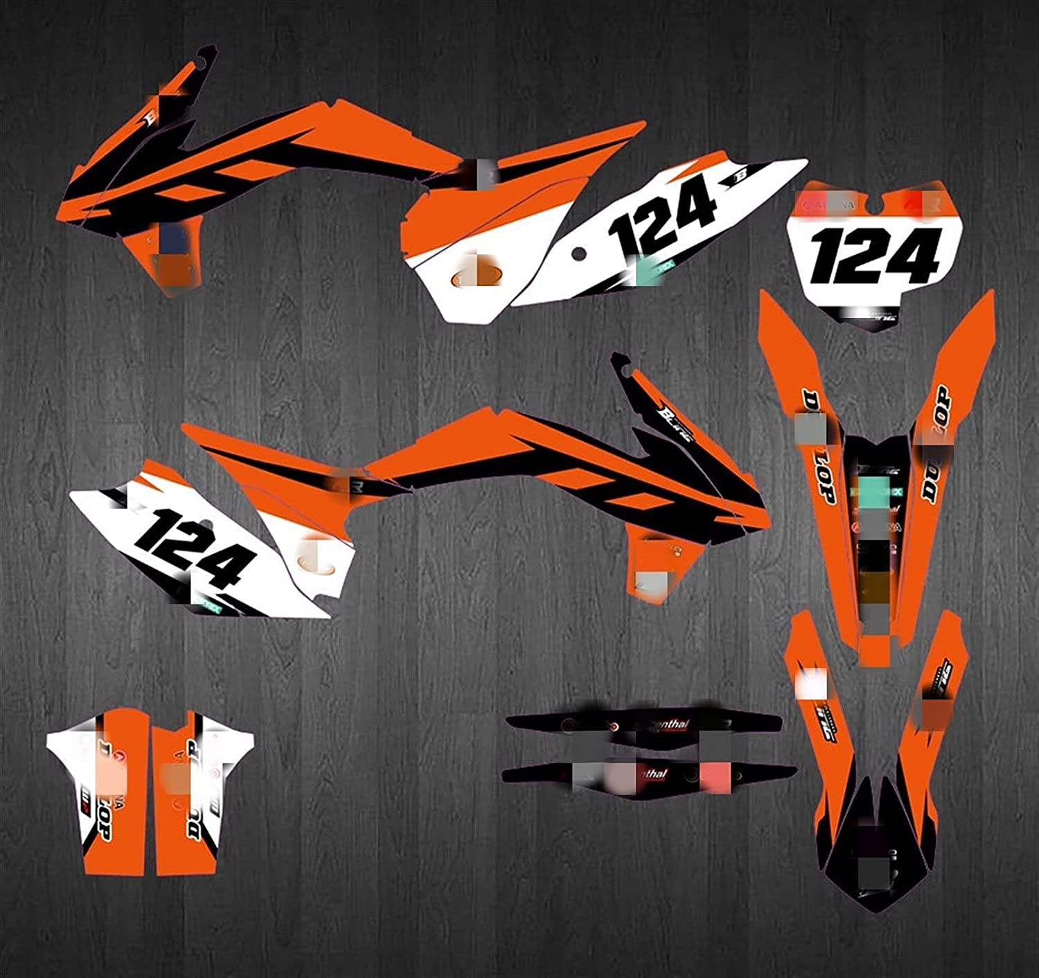 Max 65% OFF cheap Lhtyouting CH0331E8-3 Customized 3M G Motorcycle Decals Stickers