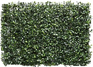 YNFNGX Man-made Expandable Hedge Panel - Home Decor Indoor And Outdoor/Privacy Screening Fence Garden, Courtyard 40x60cm (...