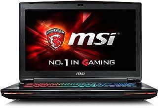 MSI Gaming GT72-6QD81 (Dominator G) - Ordenador portátil (I7-6700HQ, DVD Super Multi, Touchpad, Windows 10 Home, 64-bit, 6ª generación de procesadores Intel® Core(TM) i7), negro - Teclado QWERTZ alemán - [Importado de Alemania]