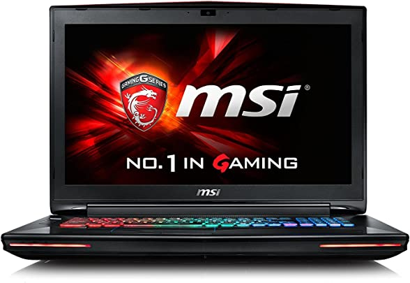 MSI GT72-6QDG16H11 43 9 cm  17 3 Zoll  Laptop  Intel Core i7 -6700HQ  Skylake   16GB DDR4 RAM  1TB HDD  128GB SSD  NVIDIA Geforce GTX 970M  Win 10 Home  schwarz