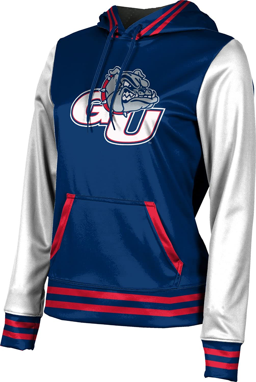ProSphere Gonzaga University Girls' Pullover Hoodie, School Spirit Sweatshirt (Letterman)