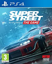 Super Street: The Game (PS4) (UK IMPORT)