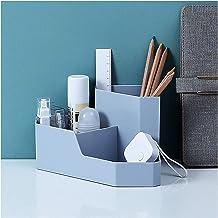 Sieraden doos sieraden opslag plastic make-up organizer doos, desktop hoek opbergdoos, multifunctionele make-up sieraden o...