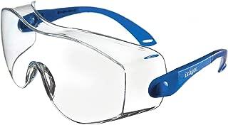 Dräger X-pect 8120   Cubregafas Protectoras   Lentes de Seguridad con Patillas Ajustables  para Laboratorio, Agricultura, Industria