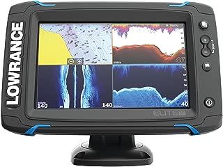 Lowrance Elite-7 Ti Med/High/Downscan Fishfinder