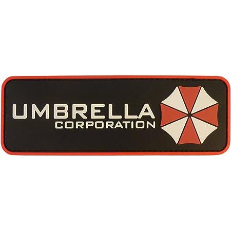 Titan One Europe Umbrella Corporation Resident Evil Patch Aufnäher Aufbügler Auto