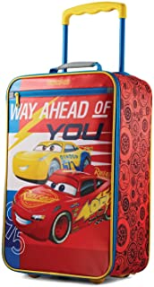 "American Tourister Kids Softside 18"" Upright, Disney Cars"