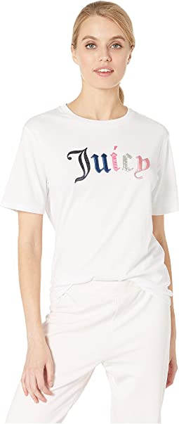 Juicy Mixed Gothic Tee