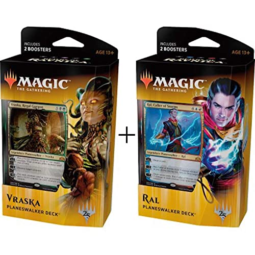 Magic The Gathering Planeswalkers Cards: Amazon com