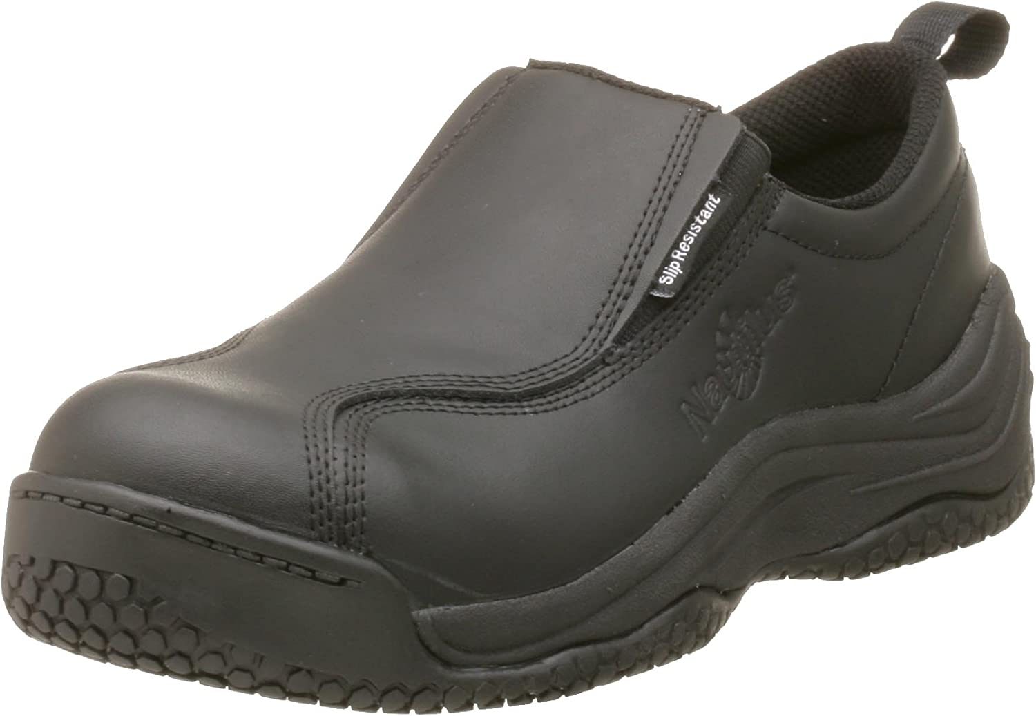 Nautilus 110 Slip Resistant Comp Safety Toe No Exposed Metal Slip-On