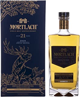 Mortlach 21 Years Old Single Malt Special Release 2020 56,9% Volume 0,7l in Geschenkbox Whisky