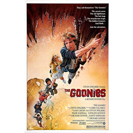 The Goonies Movie Poster Metal Tin Sign Pin Up Metal Decor Wall Decor Posters Prints