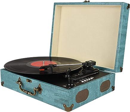 Amazon.es: tocadiscos de vinilo - Tocadiscos / Equipos de ...
