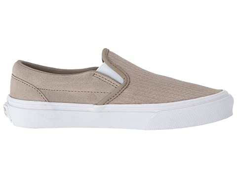 Suede On Vans Relieve Taupe Slip Desert Classic Fq4P7