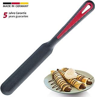 Westmark Cucharón para Salsas Resistente al Calor, Negro/Rojo, 33 x 3.5 x 6.5 cm