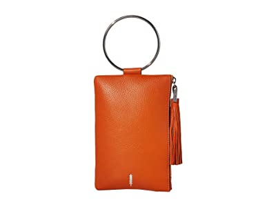 THACKER Nolita Clutch (Orange) Handbags