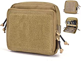 REEBOW GEAR Tactical Admin Pouch EDC Molle Military Bag Organizer
