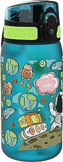 Ion8 Niños Botella Agua, Sin Fugas, Espacio, 400ml