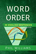 word order in english sentences exercises
