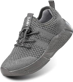 Damyuan Enfants Chaussures Garçons Filles Running Sport Mode Respirant Jogging Tennis Outdoor Fitness Walking Baskets