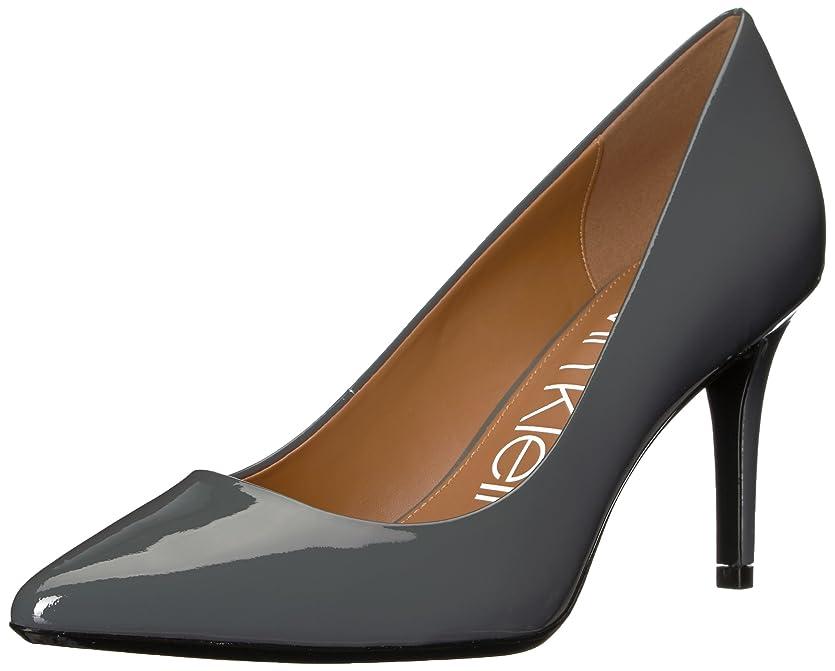 判定中間勝つ[Calvin Klein] レディース US サイズ: 5.5 B(M) US カラー: グレー