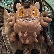 Pokemon ALL STAR COLLECTION Meowth Galar S Plush Doll Stuffed toy 19.5cm JAPAN