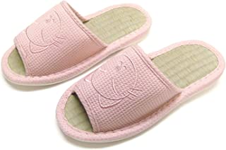Cat House Slippers Bamboo Insole Wide Upper Open Toe #KNP26016T