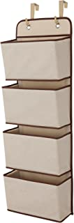 Delta Children 4 Pocket Over The Door Hanging Organizer,...